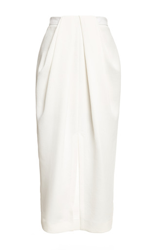 Medium dion lee white white wash suiting white wash skirt