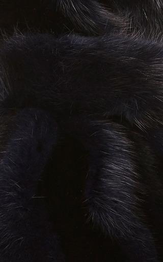 Mink Fur Collar by MARNI Now Available on Moda Operandi