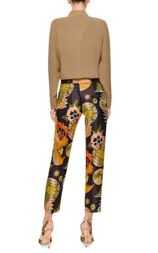 Brett Washed Silk Shirt by EQUIPMENT Now Available on Moda Operandi