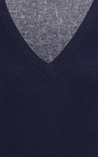 Cecile Cashmere V Neck Sweater by EQUIPMENT Now Available on Moda Operandi