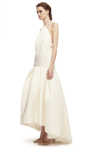 Brush Gown by ROSIE ASSOULIN for Preorder on Moda Operandi