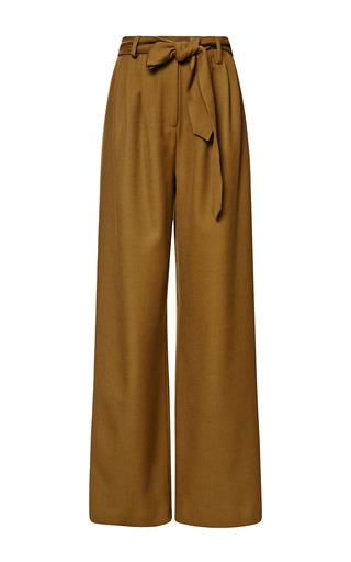 Medium rosie assoulin brown lindberg pants
