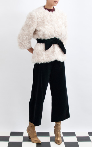 Slim Culottes by ISA ARFEN for Preorder on Moda Operandi