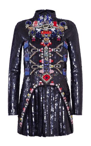 Medium mary katrantzou multi directopios embroidered dress