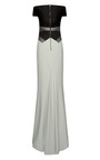 Off Shoulder Cady Gown by ANTONIO BERARDI for Preorder on Moda Operandi