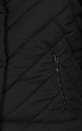 Quilted Wool Jacket by KENZO for Preorder on Moda Operandi