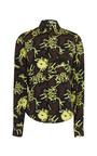 Silk Crepe De Chine Monster Shirt by KENZO for Preorder on Moda Operandi