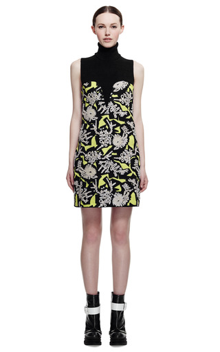Monster Sequin Embroidery Dress by KENZO for Preorder on Moda Operandi