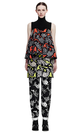Monster Sequin Embroidery Top by KENZO for Preorder on Moda Operandi