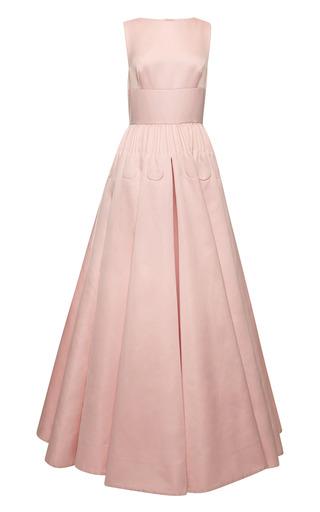 Medium rochas pink pink duchesse tank gown