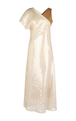 Medium jonathan saunders brown ella dress