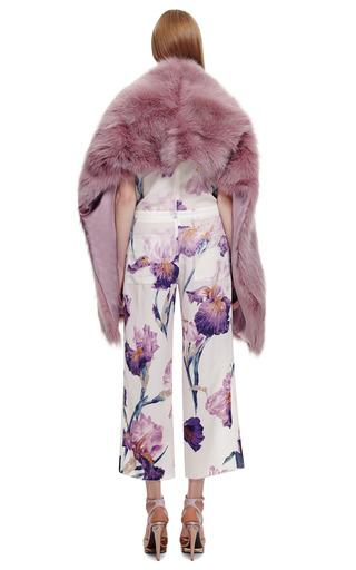 Fox Stole by NINA RICCI for Preorder on Moda Operandi