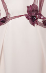 Embroidered Silk Crepe Dress by NINA RICCI for Preorder on Moda Operandi