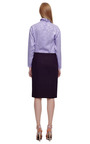 Silk Jacquard Blouse by NINA RICCI for Preorder on Moda Operandi