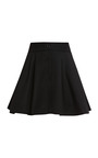 Copperfield Mini Skirt In Black by OLYMPIA LE-TAN for Preorder on Moda Operandi