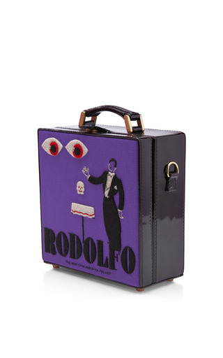Rodolfo 7 Inch by OLYMPIA LE-TAN for Preorder on Moda Operandi