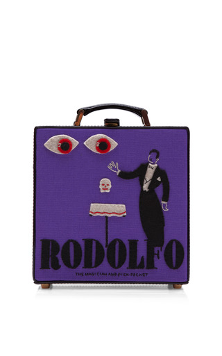 Medium olympia le tan purple rodolfo 7 inch