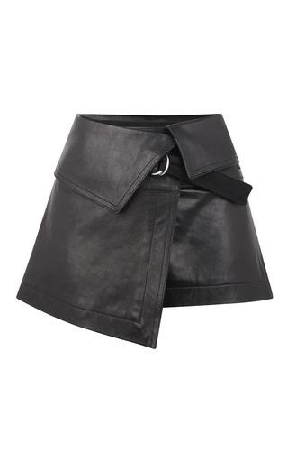 Medium isabel marant black hutt skirt 2