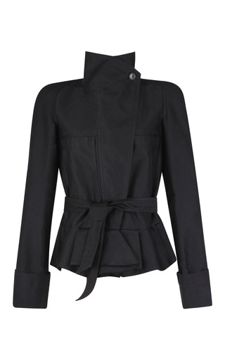 Medium isabel marant black janey jacket 2