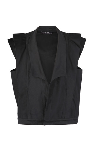 Medium isabel marant black jeff jacket 2