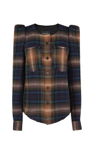 Medium isabel marant brown grani jacket