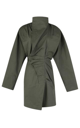 Medium isabel marant green garrison dress