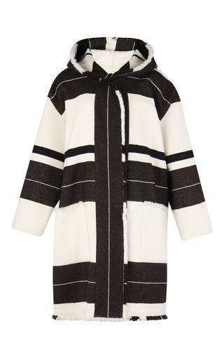 Medium isabel marant brown adil coat