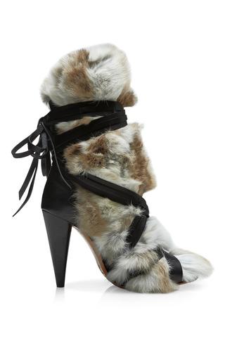 Medium isabel marant white pietra shoe