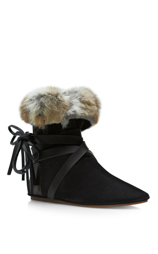 Nia Shoe by ISABEL MARANT for Preorder on Moda Operandi