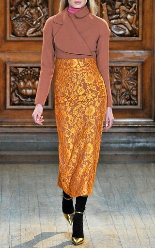 D Jacket by EMILIA WICKSTEAD for Preorder on Moda Operandi