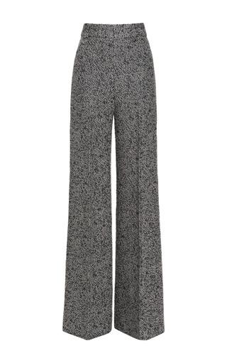 Medium emilia wickstead dark grey rodney trousers