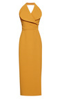I Halter Dress by EMILIA WICKSTEAD for Preorder on Moda Operandi