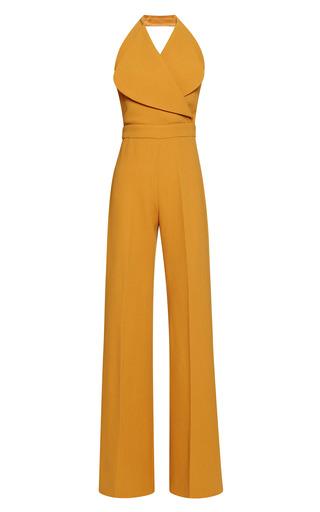 Medium emilia wickstead yellow w jumpsuit