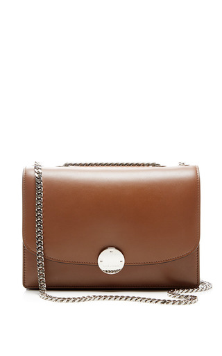 Medium marc jacobs brown trouble bag in box calf 2
