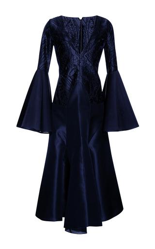 Medium ellery black ottoman empire dress
