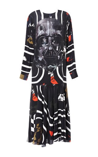 Medium preen print vader dress with darth vader