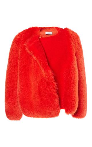 Medium preen red fox biker