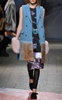 Beauty And Art Embellished Duchesse Skirt by MSGM for Preorder on Moda Operandi