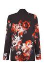 Rose Graffiti Jacket by MSGM for Preorder on Moda Operandi