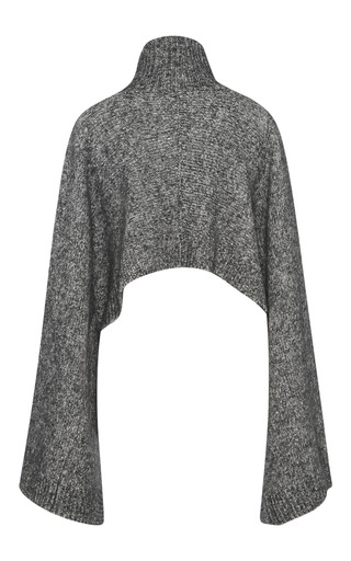 Virgin Wool Melange Knit Sweater by MARNI for Preorder on Moda Operandi