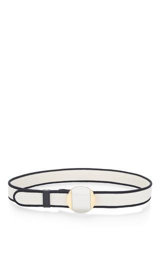 Medium marni brown soft beige belt