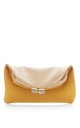 Medium marni gold cammello and gold handbag