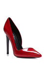 Red Pump by ANTHONY VACCARELLO for Preorder on Moda Operandi