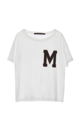 Medium muller white m t shirt