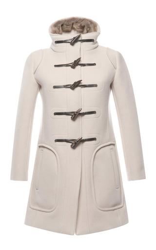 Medium muller brown duffle coat
