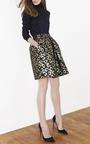 Brocade Bell Skirt by MARTIN GRANT for Preorder on Moda Operandi