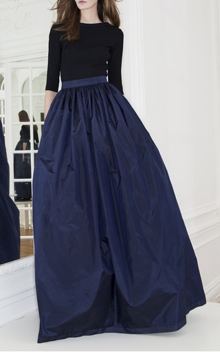 Long Taffeta Skirt by Martin Grant | Moda Operandi