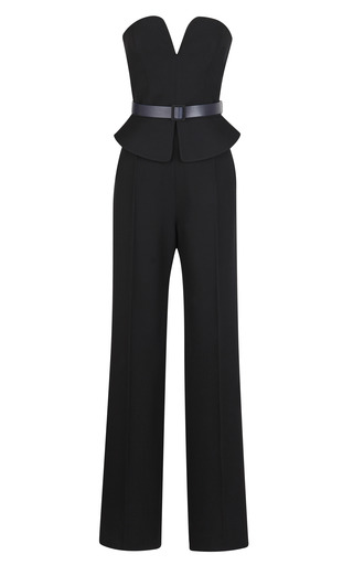 Medium martin grant black the bustier jumpsuit