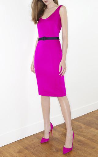 Marcel Belted Dress by MARTIN GRANT for Preorder on Moda Operandi