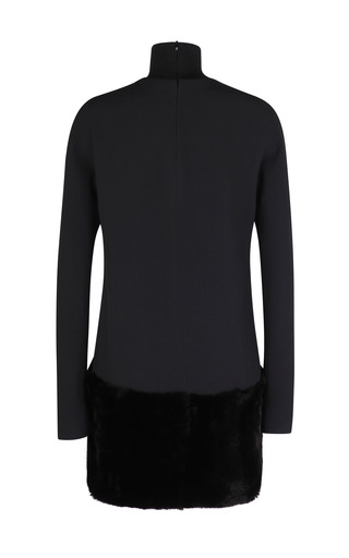 Fur Trim Tunic by MARTIN GRANT for Preorder on Moda Operandi